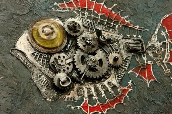 «Механизматика»: стимпанк-коллекция от столичной студии дизайна