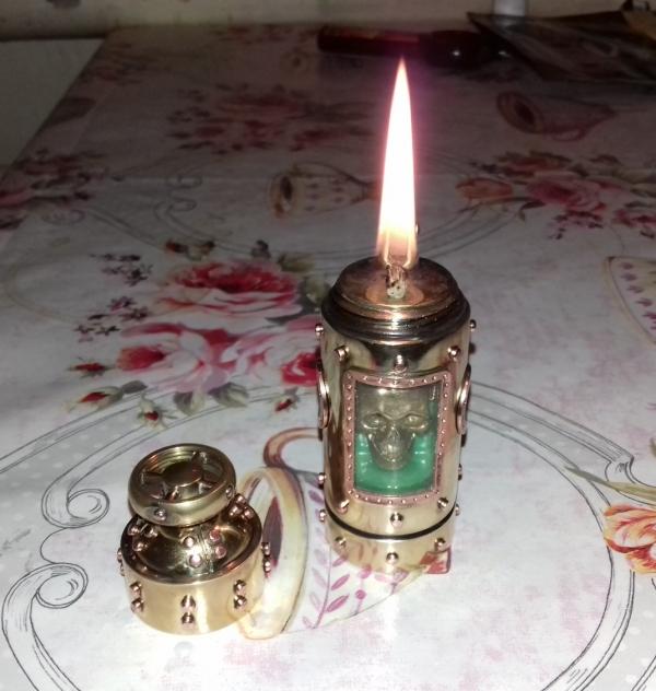 Зажигалка Капсула