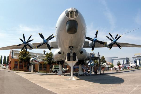 Самолёт Ан-22