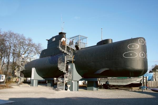 Подводная лодка - U901