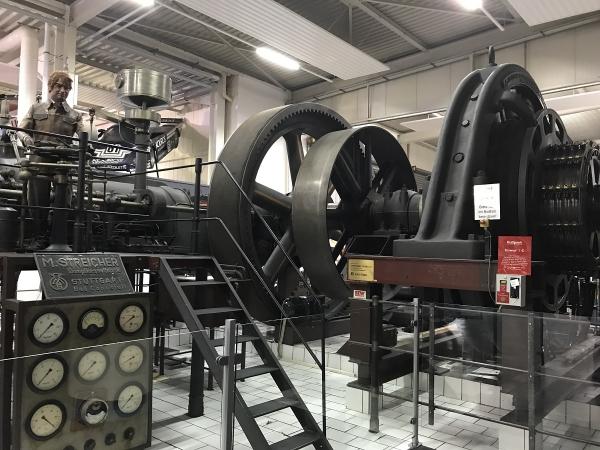 Музей техники в Зинсхайме.