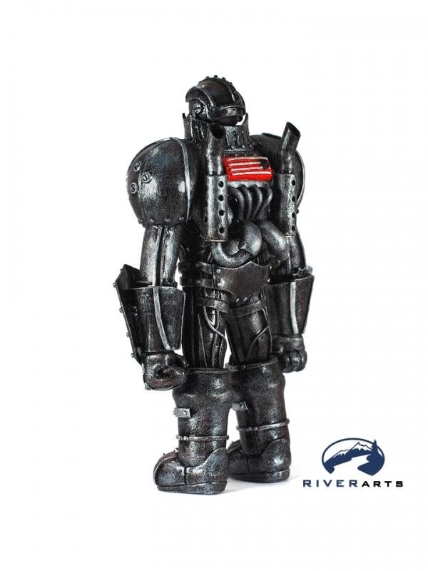 Робот Сударь (Big Sir)