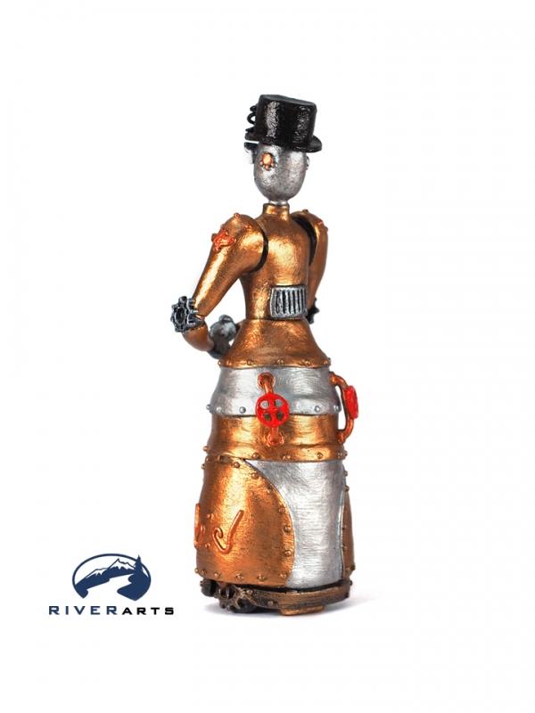 Робот Дамочка Мэри (Madam Mary)