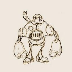 Робот Квазимодо (Quasimodo)