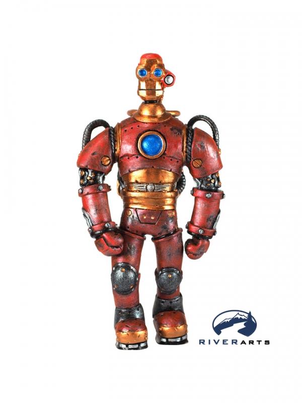 Робот Железный человек (Iron Man)