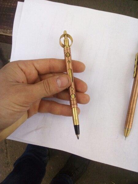 Материал механического карандаша с цанговым зажимом : Медь,латунь,бронза