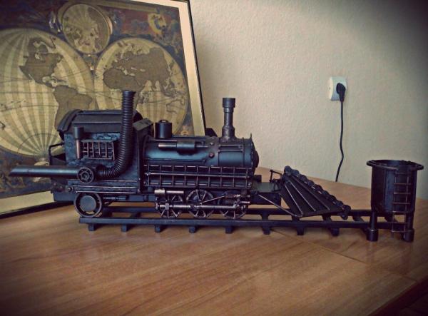 ''Waaagh'' - локомотив! :D
