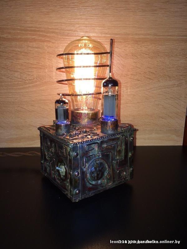 Лампа эдиссона