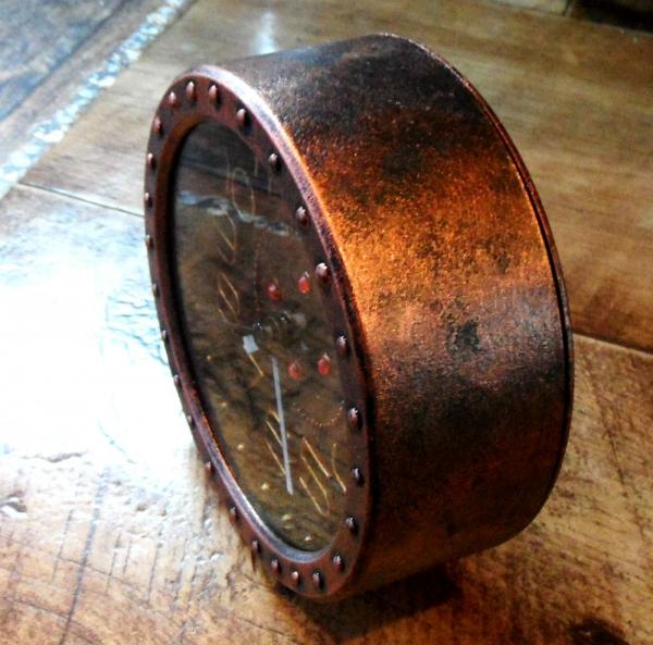 Стимпанк часы «Locus»