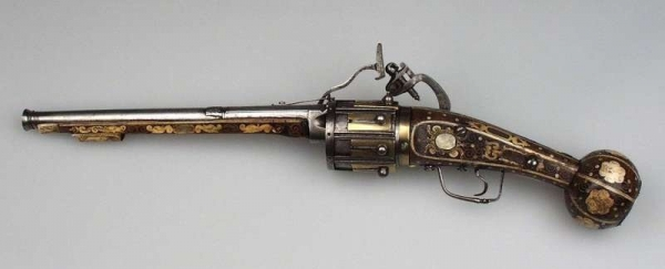 Страна ПараПупсия! Стрелковое вооружение.
