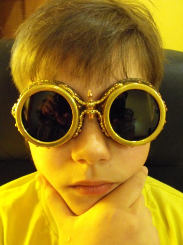 "Гогглы   Монте Кристо  для конкурса  ""STEAMPUNK-VISION 3D"" от NVIDIA №5 (Фото 22)"