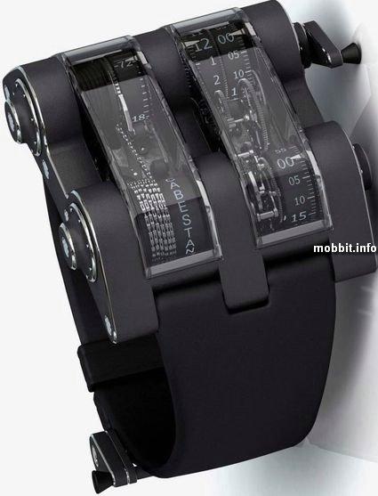 Заводские стимпанк часы (Фото 4)