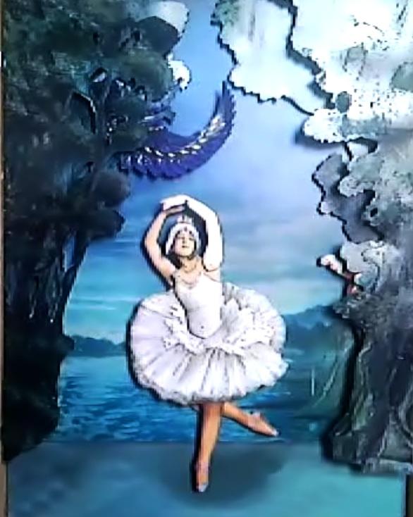 Прибытие паровоза и балеринки (Фото 18)