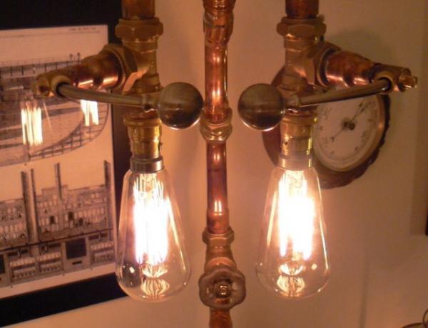 """""""Свет стиля"""". Лампы, и не только. (Фото 15)"""