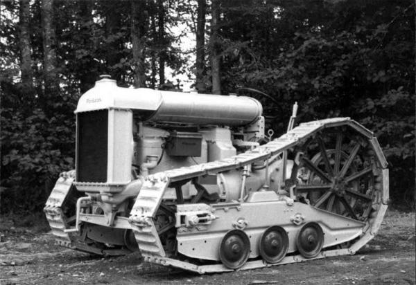 Трактор (Фото 3)