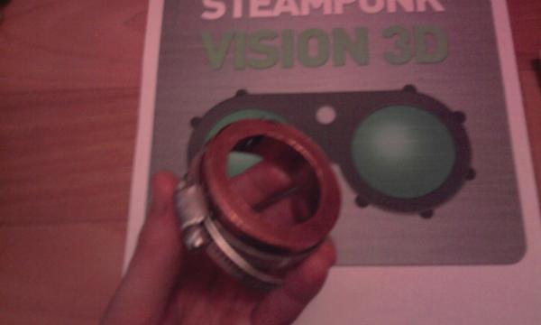 """Ворк логи для конкурса """"STEAMPUNK-VISION 3D"""" от NVIDIA (Фото 8)"""