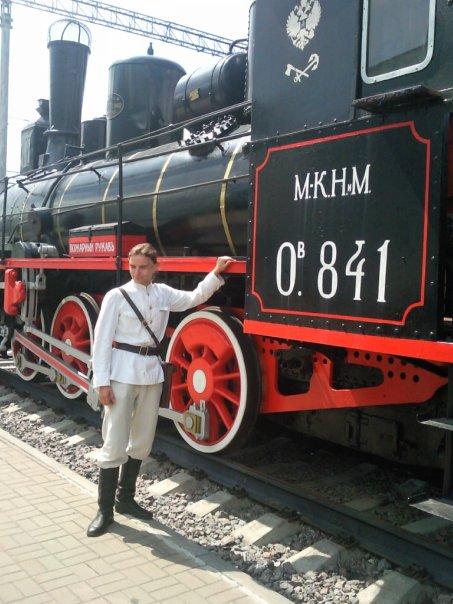 Музей железнодорожной техники Фототчёт (Фото 7)