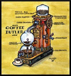 Утренний кофе (часть 1:кофеварки)
