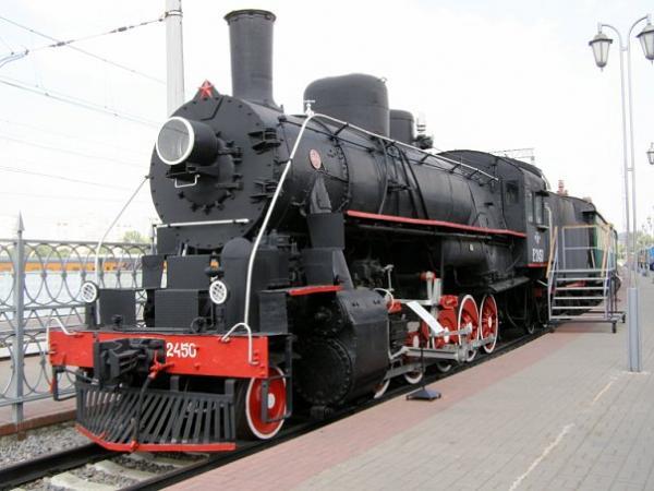 Музей железнодорожной техники Фототчёт (Фото 3)