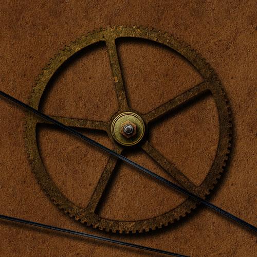 Создаем реалистичную шестеренку ч.3 (Фото 7)