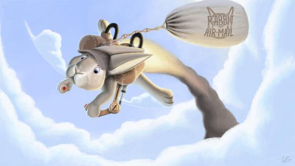 Стимпанк фурри и другие звери (Фото 9)