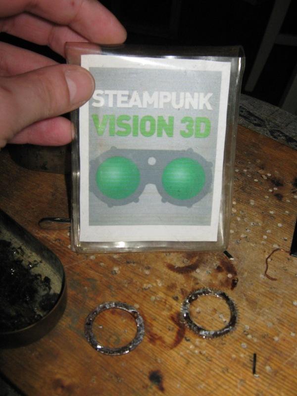Очки закончены, можно оправиться и закурить!:) (Фото 18)