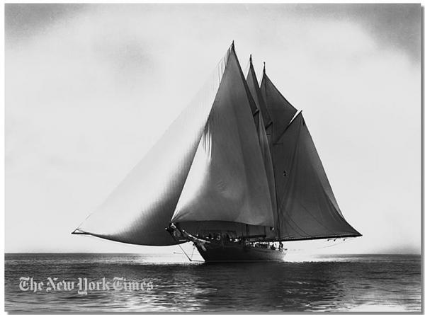 фото Нью-Йорка начала 20го века (Фото 10)