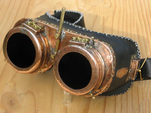Goggles!!!! Такие разные. (Фото 37)