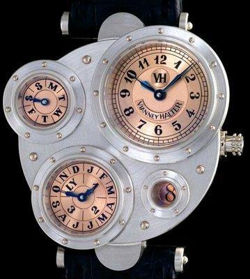 Коллекция стимпанк-часов (Фото 2)