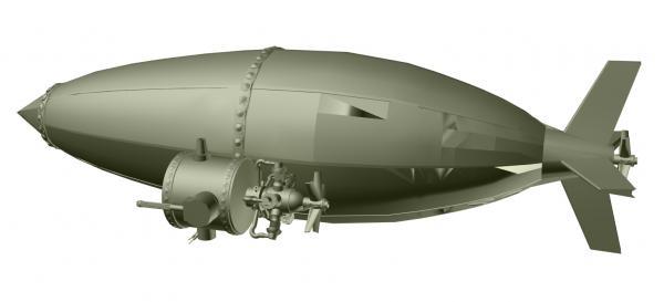 Летучий корабль (Фото 2)