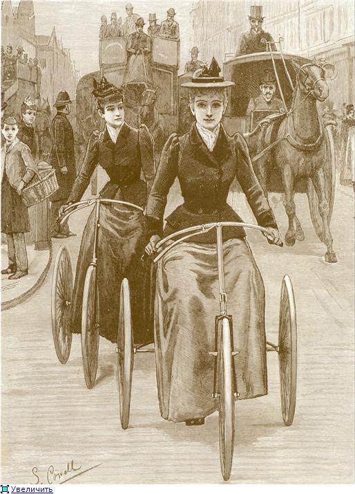 Иллюстрации из викторианских журналов (Фото 9)