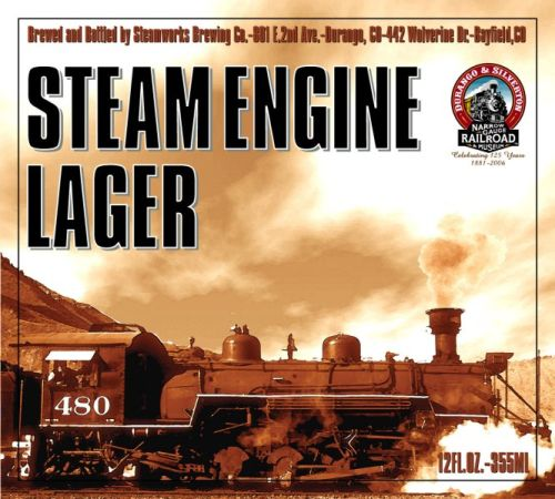 Steam Engine Lager