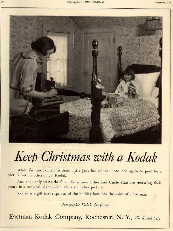 Реклама Kodak (Фото 9)