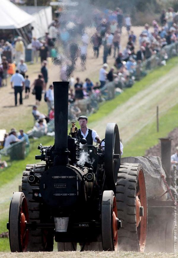 Great Dorset Steam fair (Фото 9)