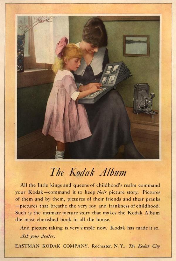 Реклама Kodak (Фото 7)