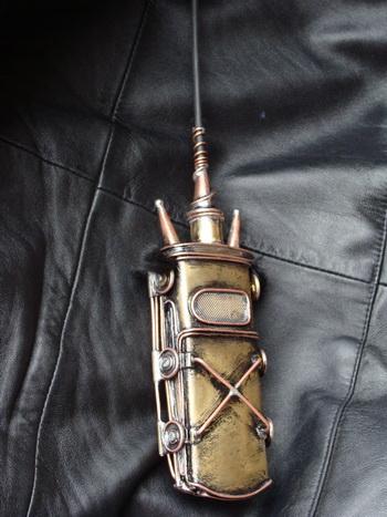 Fremen Atreides I   - еще один телефон.  В некотором смысле  - попытка размышления на тему мира Дюны. (Фото 4)
