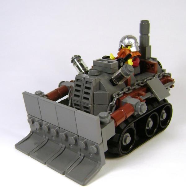 Подборка Lego-конструкций. Часть первая. (Фото 2)