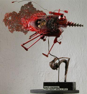 Cкульптура Андрея Северинко (Фото 11)