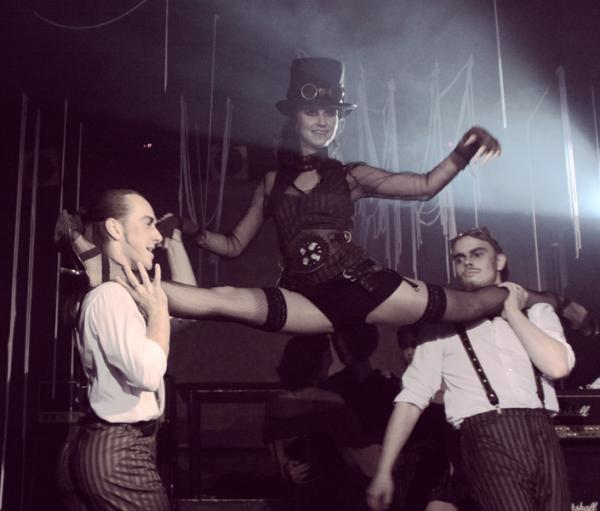"""Немного фото с показа новой коллекции """" Steampunk Cabaret"""" (Фото 6)"""