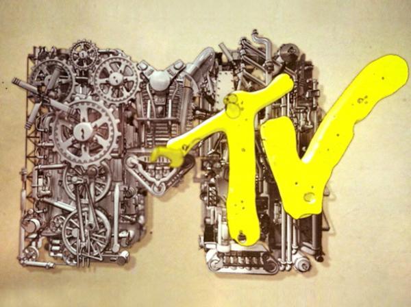 """MTV ident от """"I Love Dust"""""""