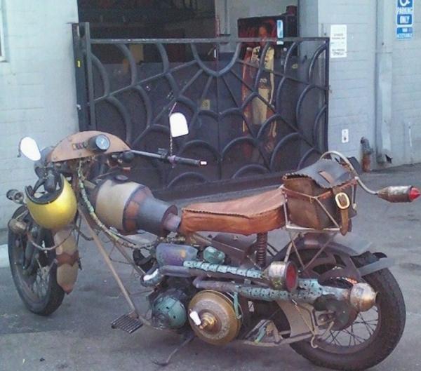 мотоцикл Dave Geertsen (Фото 2)