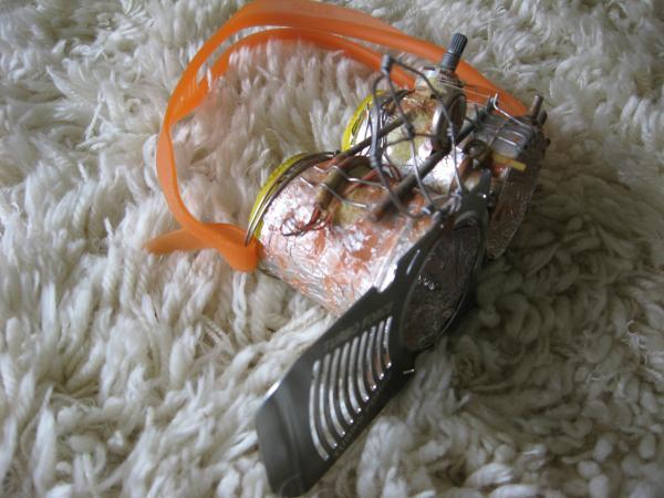 Гоглы в стиле Bioshock (Фото 12)