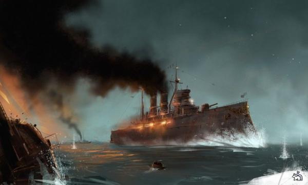 The steam ship (Фото 4)