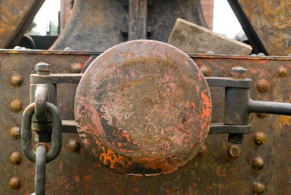 Фотографии из музея паровозов. (Фото 5)