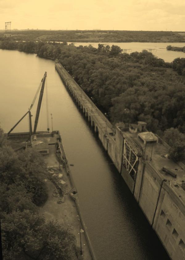 Старый Александровск и высоковольтные линии (Фото 6)