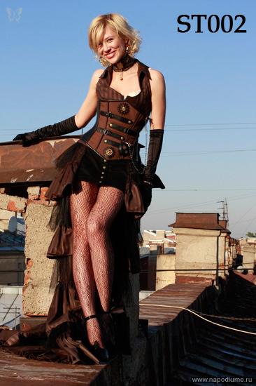 Фотосет коллекции SteamPunk Cabaret (Фото 2)