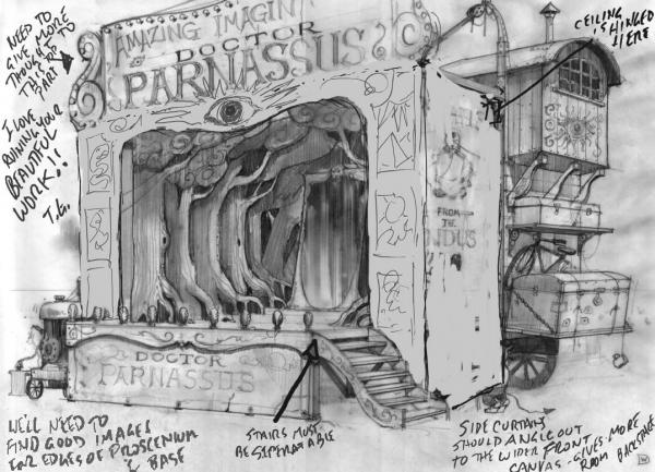 Воображариум доктора Парнаса(эскизы) (Фото 6)