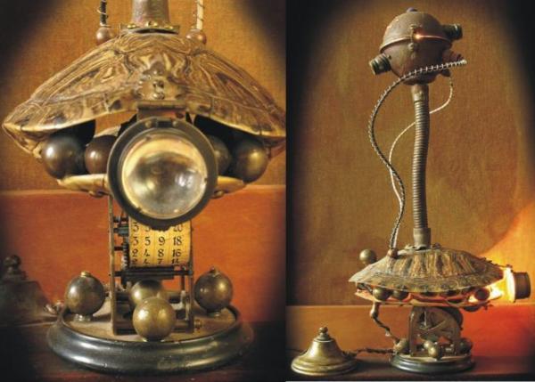"""""""Свет стиля"""". Лампы, и не только. (Фото 18)"""