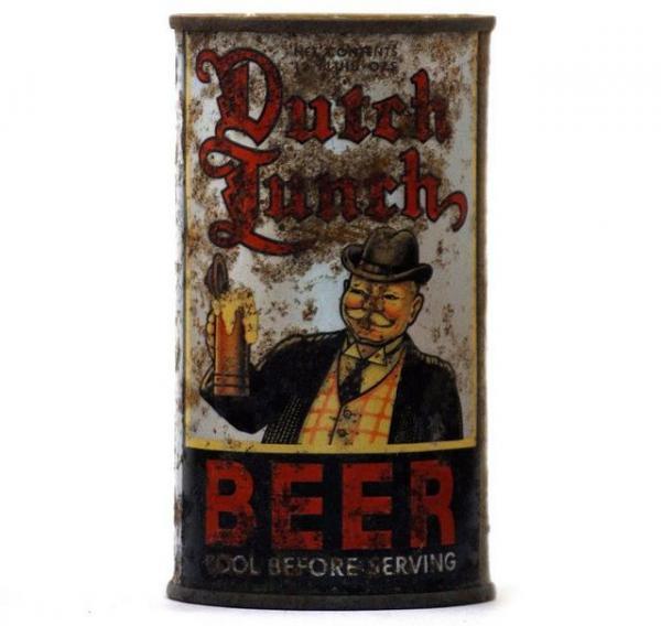 Очень старые баночки пива (Фото 13)