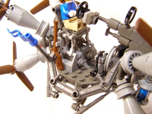 Подборка Lego-конструкций. Часть вторая. (Фото 11)